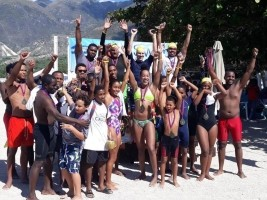 Haïti – Natation : 5ème édition internationale de «Swim for Haiti»