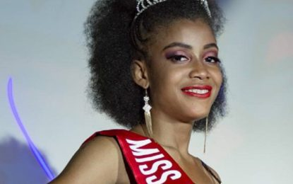 Miss Haiti en Chile : Merciliane Jn Rosier remporte la couronne