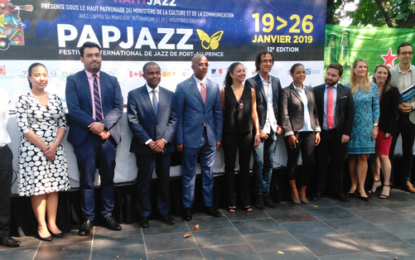Lancement de la 13e édition du Festival international de jazz de Port-au-Prince